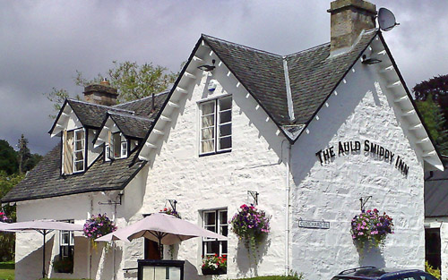 The Auld Smiddy Inn Pitlochry